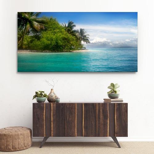 OasisEditionsAustralia Next Island Canvas Wall Art