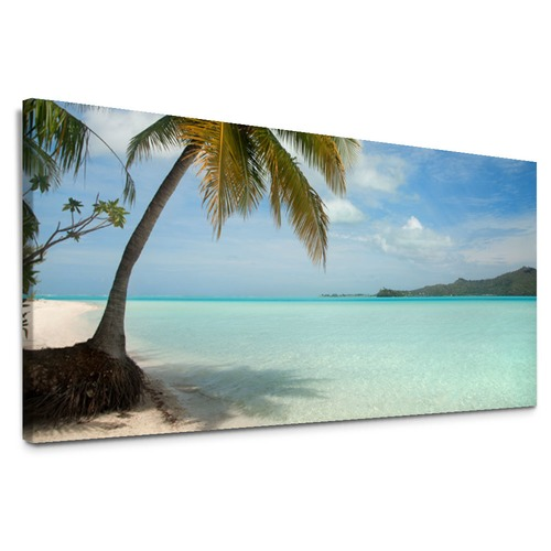 Palm Position Canvas Wall Art