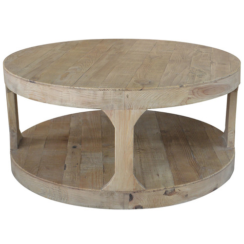 Exceptionnel S U0026amp; G Furniture Recycled Timber Hans Coffee Table