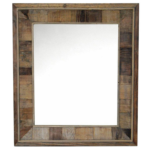 S & G Furniture Petra Mirror