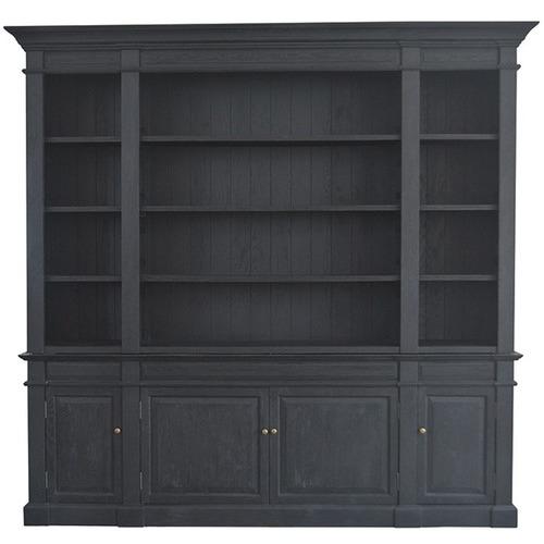 S & G Furniture Dundee Birch Bookcase
