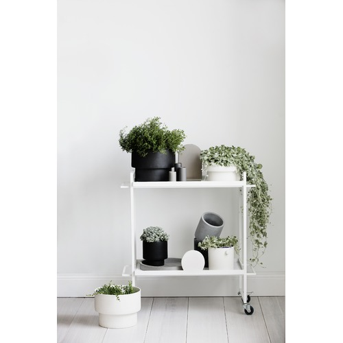 Zakkia Large Mystica Ceramic Podium Pot
