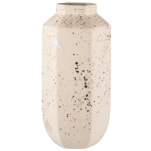 Confetti Carved Vase