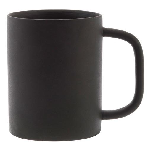 Zakkia Black Classic Denso 300ml Ceramic Mug