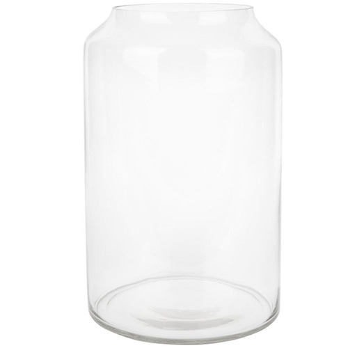 Clear Tall Delia Decorative Vase Temple Webster