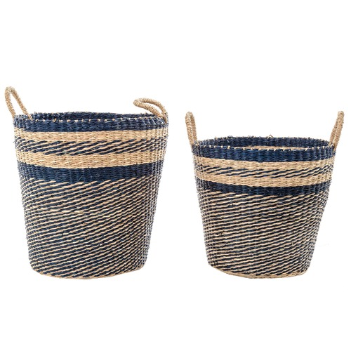 Florabelle 2 Piece Playa Raya Basket Set