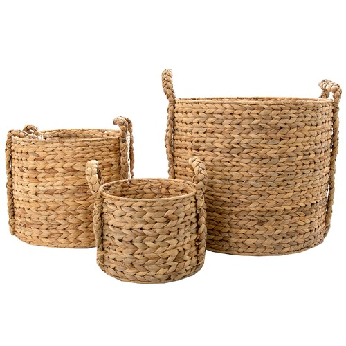 Florabelle 3 Piece Playa Zena Basket Set