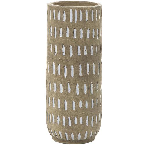 Florabelle Tan Sahara Ceramic Vase
