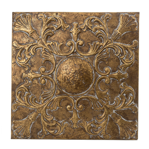 Florabelle Athens Metal Wall Accent