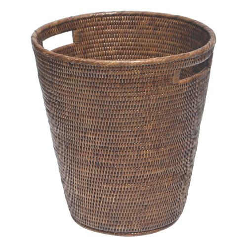 Capeview Interiors Woven Waste Basket