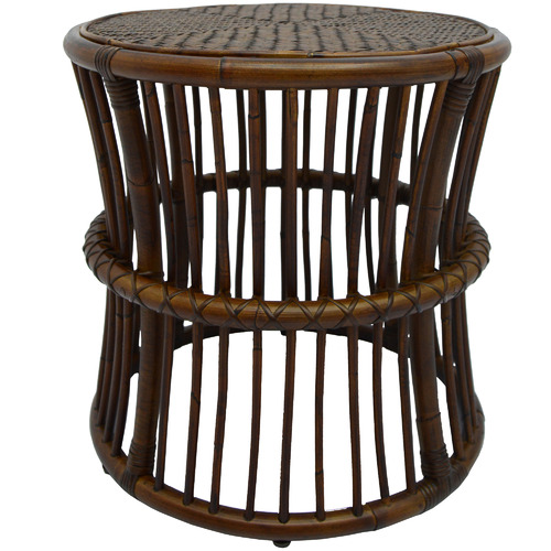 Capeview Interiors Barton Rattan Side Table