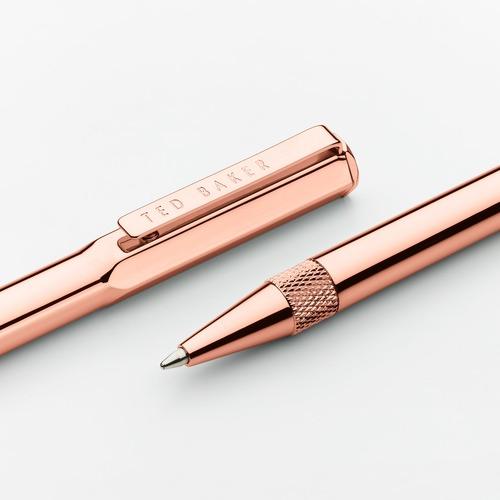 Ted Baker Rose Gold Plated Ballpoint Pen