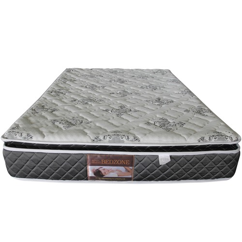 VIC Furniture Bedzone Deluxe 5 Zones Latex Pillowtop Mattress