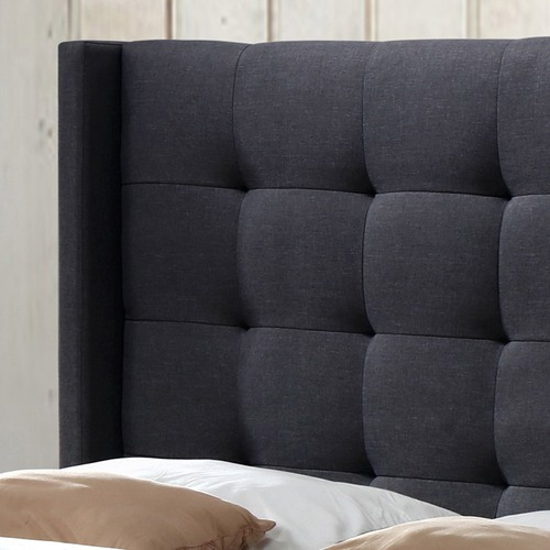 VIC Furniture Atlanta Queen Bed with Storage
