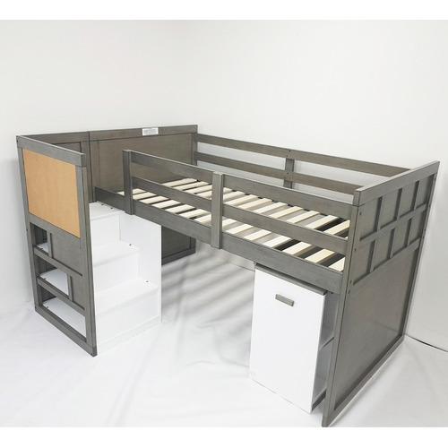 VIC Furniture Austin Midi Sleeper Single Bed