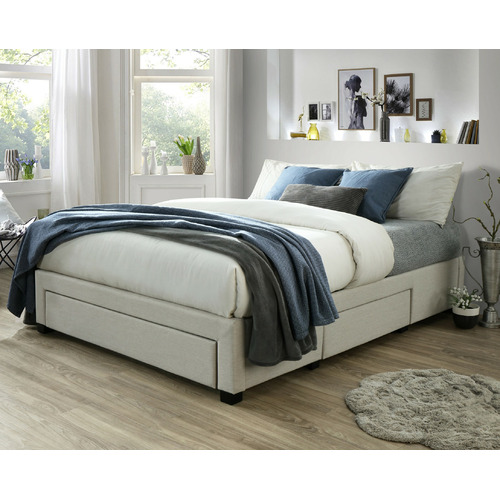 VIC Furniture Astro Queen Storage Bed Frame