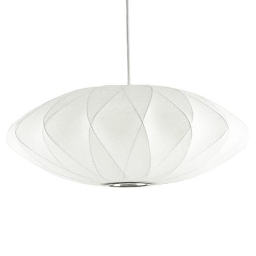 Replica George Nelson Bubble Lamp Criss Cross Saucer