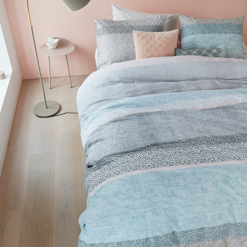 Lilou Pastel Quilt Cover Set Temple Amp Webster