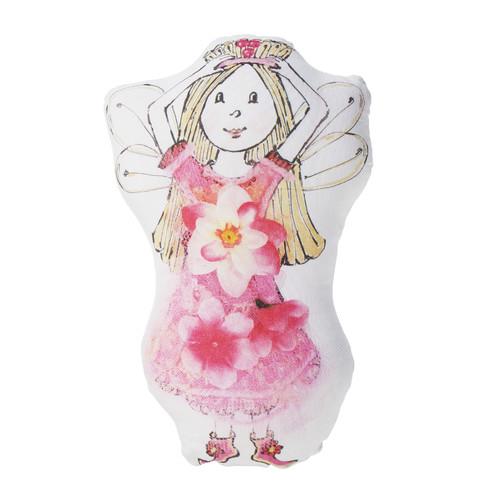 Birthday Fairy Rectangular Cushion