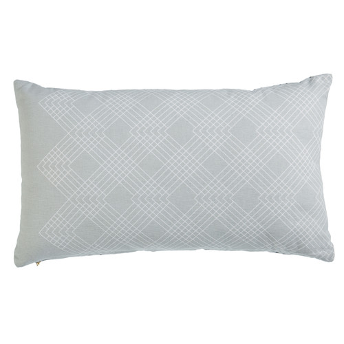 Bedding House Valence Grey Rectangular Cushion