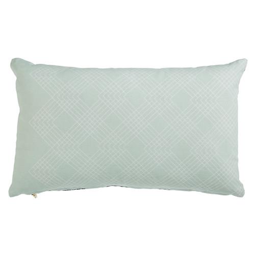 Bedding House Valence Mint Green Rectangular Cushion