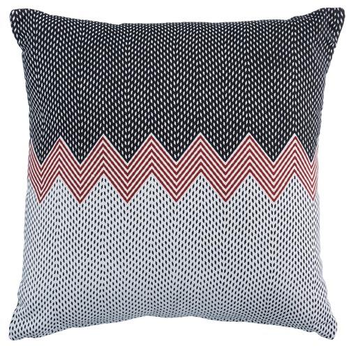 Manacor Chevron Cotton Cushion