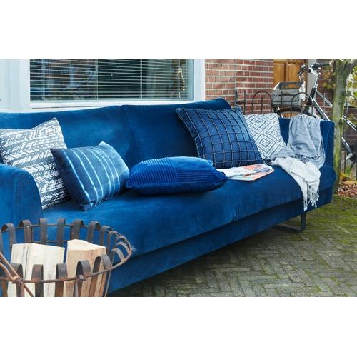 Bedding House Blue Tarzan Cotton Cushion