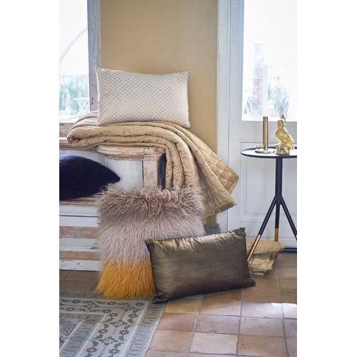 Bedding House Yellow Possum Cushion