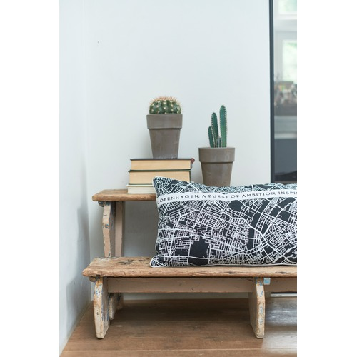Bedding House Black Ambition Cushion