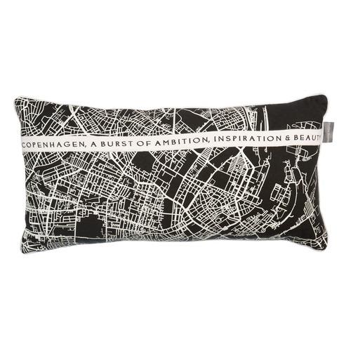 Black Ambition Cushion