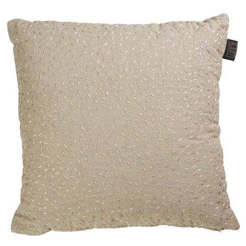 Gold Embroidered Simba Cushion