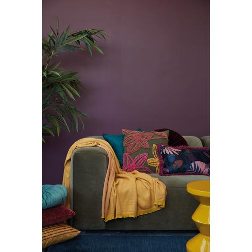 Fleura Velvet Cushion