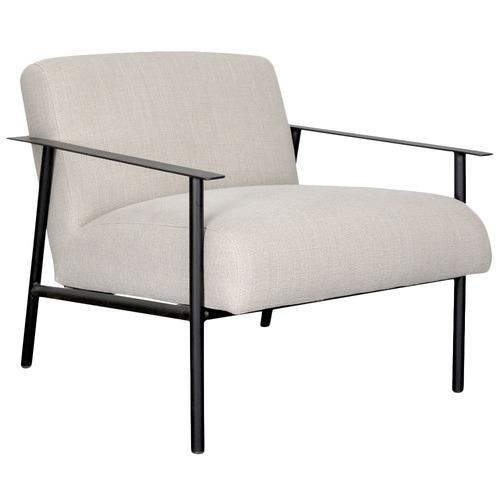 Harper & Hindley Beige El Nido Lounge Chair