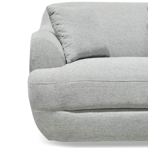 Harper & Hindley Light Grey Serena 3 Seater Sofa