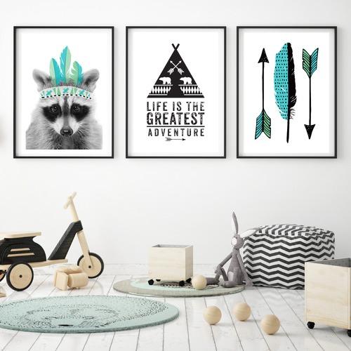 Design Mondo Weekend Warrior Printed Wall Art