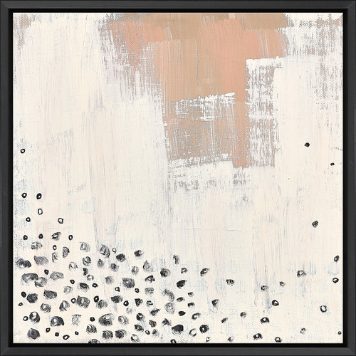 Art by Temple & Webster Blush Tribal I Canvas