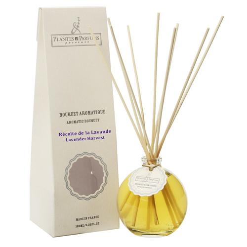 Plantes & Parfums Lavender Harvest Fragrance Diffuser