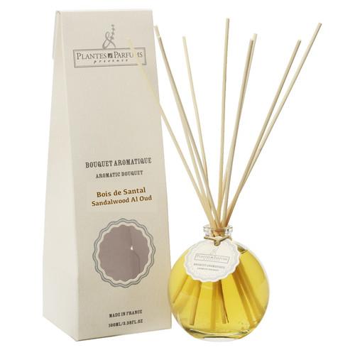 Plantes & Parfums Sandalwood Al Oud Fragrance Diffuser