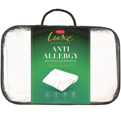 Tontine Anti-Allergy Pillow Protector