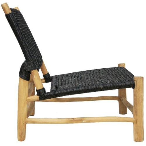 Robert Mark Natural Jaxson PE Rattan Accent Chair