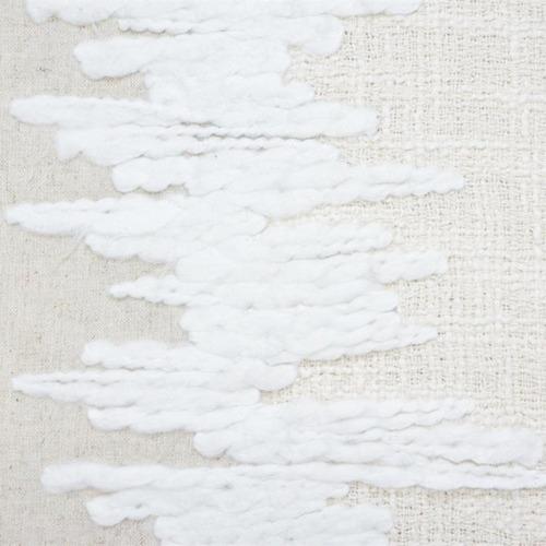 Robert Mark Cream Cipta Cotton Cushion