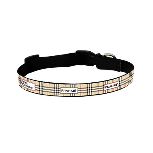 IdPet Very Furberry Oatmeal Collar