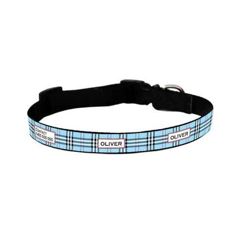 IdPet Very Furberry Blue Collar