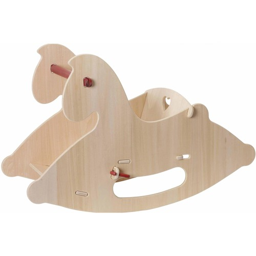 Moover Toys Linden Wood Rocking Horse Toy