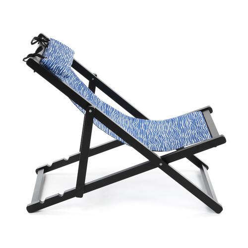 Vienna Woods Wellen Deck Chair