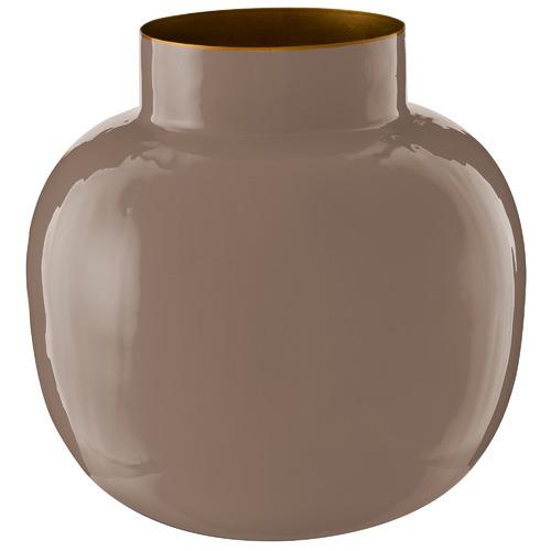 Pip Studio Wide Ishvi Metal Vase