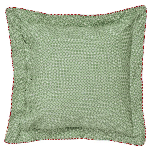 Pip Studio Floris Square Cotton Cushion