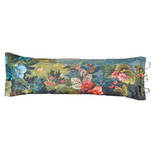 Pip Studio Winter Blooms Rectangular Cotton Reversible Cushion