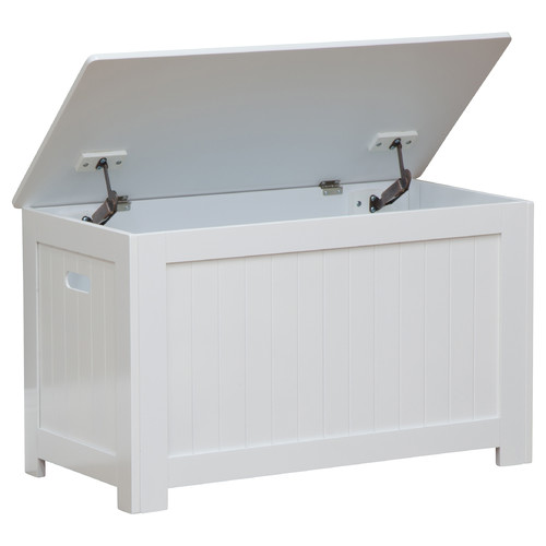 Lifestyle Direct Wholesalers Carre Bathroom Storage Bench