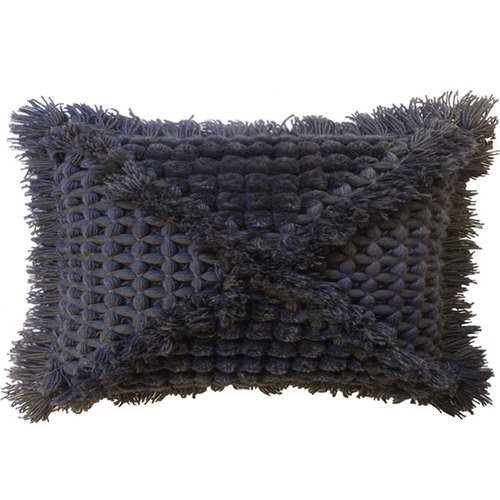 Vovo Rectangular Woollen Cushion
